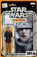 Star Wars #34 - Christopher Action Figure (Han Solo: Hoth Outfit) Variant Cover